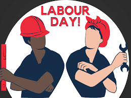 May 1 is celebrated around the world as May Day or Labour Day