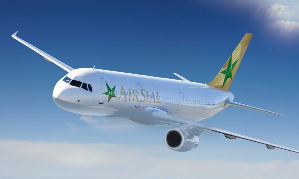 Airline AirSial is a project of members of the Sialkot Chamber of Commerce and Industry