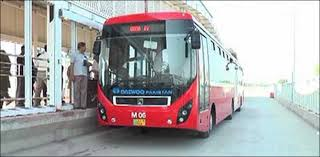Unpaid metro bus staff end protest after talks with admin